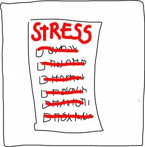 0023 was stresst mich
