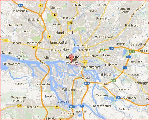 Hamburg-Hafen-City