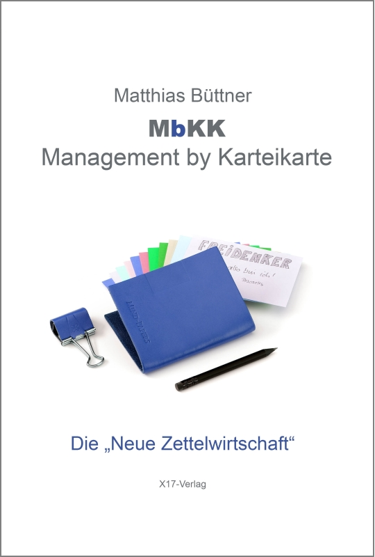 Titel MbKK-Management by Karteikarte