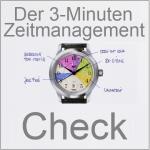 3-Minuten-Zeit-Management-Test